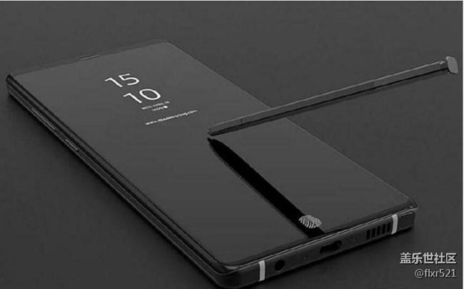 三星 Note 9 全面曝光,除了价格基本都知道了