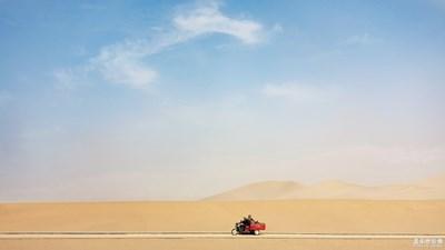 【中国最美瞬间】+ 沙漠