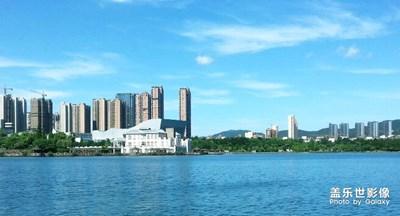 《城市地标》+新余北湖
