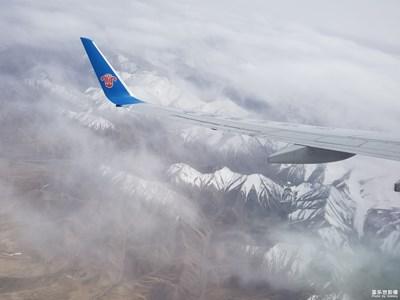 飞机上的美