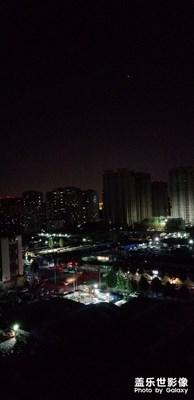 Note 8夜景拍摄
