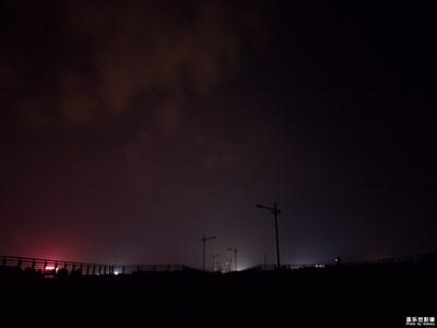 凌晨两点展示note8的夜拍能力