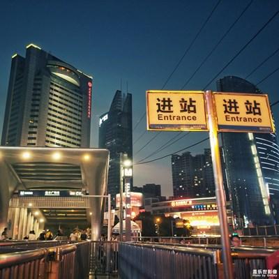 这个夏天,我在武汉等你·昙华林夜
