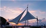 【城市地标】帆影广场
