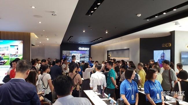 广州中华广场骏和D3三星授权体验店 盛大开业
