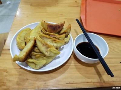 日常逛南京牛肉锅贴不错过😆