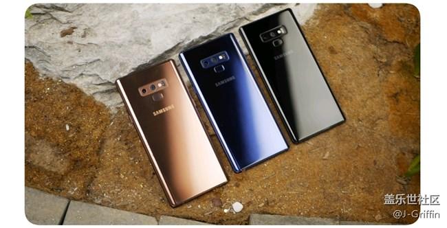 综合素质优秀的新领袖——三星Galaxy Note9初体验