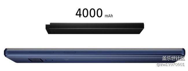 全银河系首发!Galaxy Note9图文/视频评测