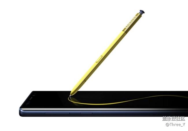 三星Galaxy Note9体验文章——始于颜值篇