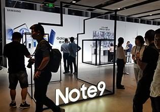 【Note9评论】我在Note9发布会现场# + 爱上Note9