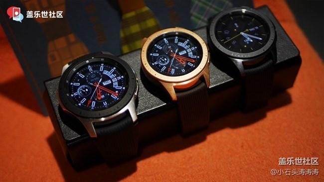 强劲独立性能 Samsung Galaxy Watch美图赏
