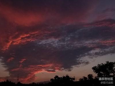 变换的天空