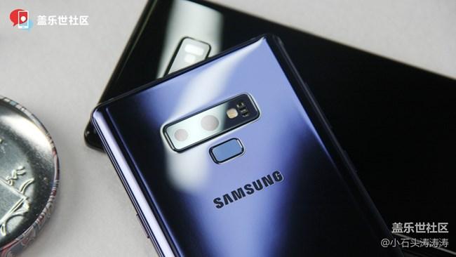 丰富的动态信息 如今在Galaxy Note9中更加精彩