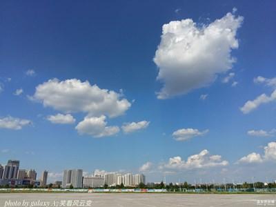 【城市】+壮美云天