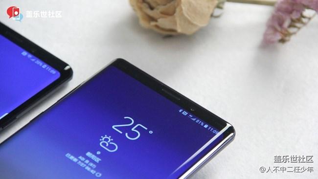 Galaxy Note9动态萌拍功能 听说可以捏脸了呢
