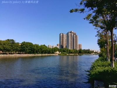 秀丽丹河与瓷湖