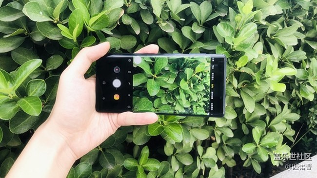 这部相机可以更适合你 Galaxy Note9拍照小窍门