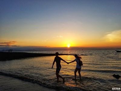 【自然之美】+海上日出