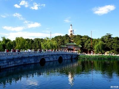 峰会蓝下的京城