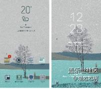 让手机变成随身移动画廊,下载手机主题赢取艺术家签名明信片