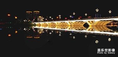 浑河之夜总是那么美