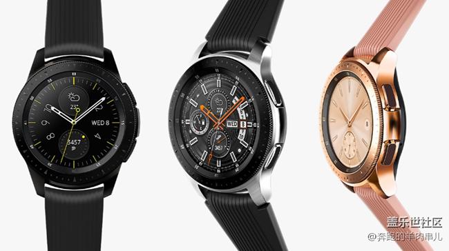 智能手表,方表盘和圆表盘你更喜欢哪一种?