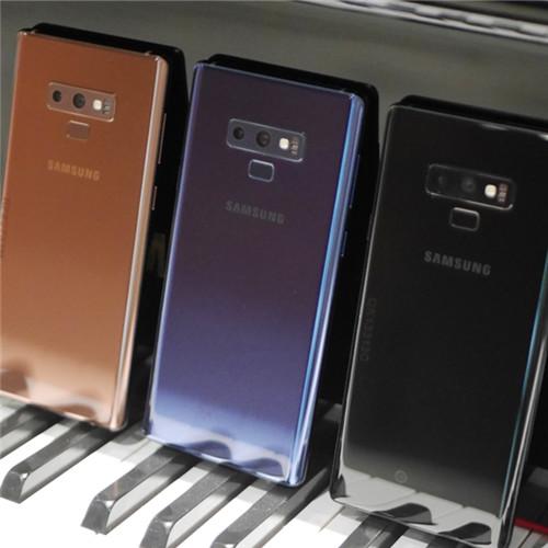 """Galaxy Note9 那份""""格调"""",用起来自信满满!"""