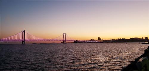 s9+大连星海大桥之行