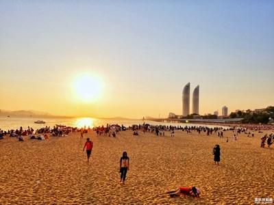 【相机里的国庆】+厦大白城沙滩