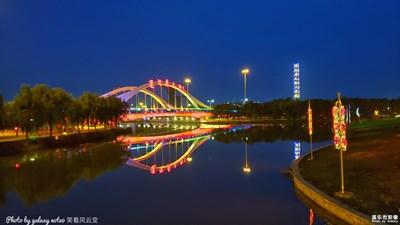 【为中国添色】运河不夜城