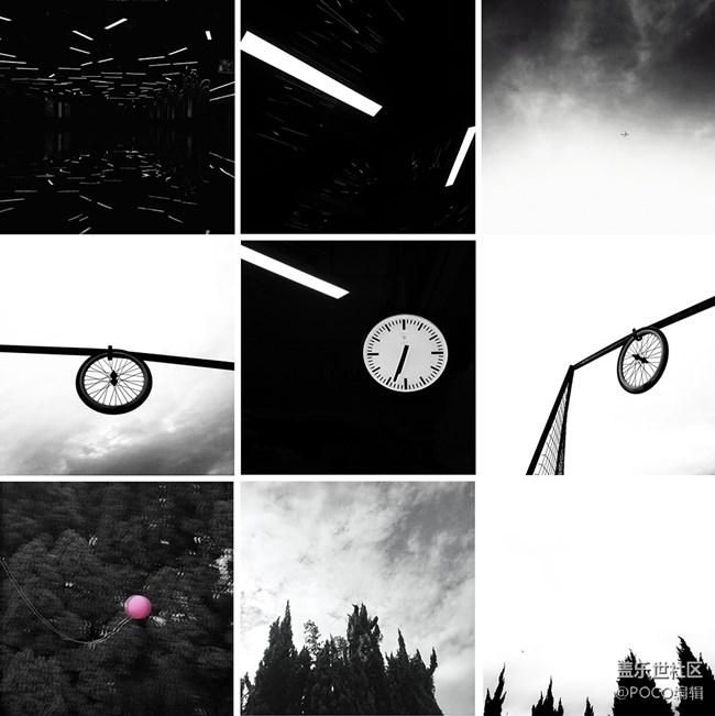 极简风+创意照片,这回真的会拍了 —Galaxy Note9