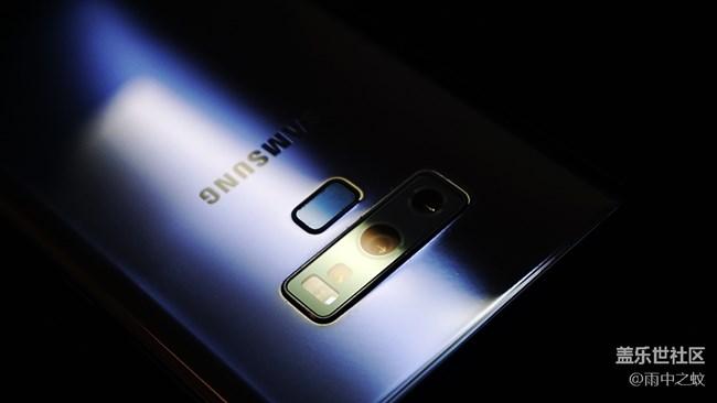 大器已成,精进不止——依然无敌的Galaxy Note 9
