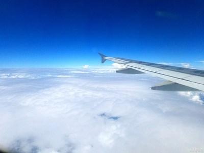【百变天气】+高空中的云