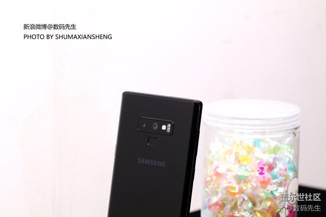 依然是最好的安卓旗舰 三星Galaxy Note9上手体验