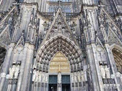 科隆游记之科隆大教堂