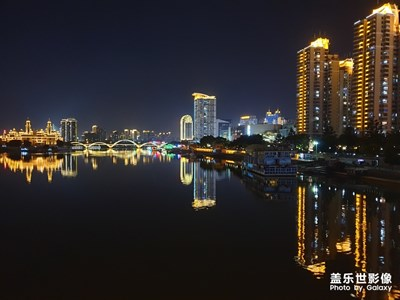 福州,夜色