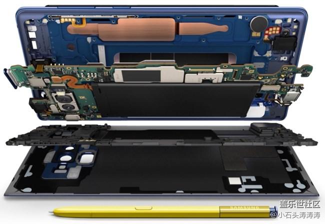 连续游戏30分钟 Galaxy Note9的散热表现如何?