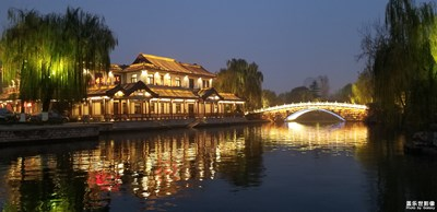 济南魂之大明湖