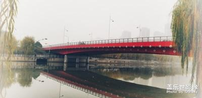 清河沿途风景