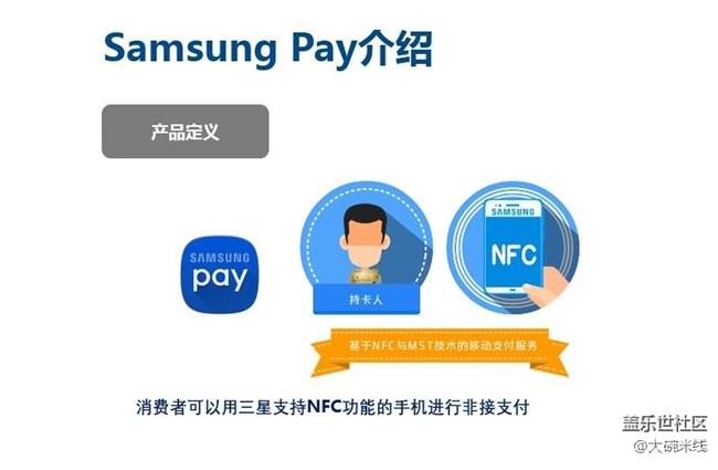 如何使用你的Samsung Pay