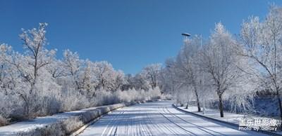 冬季你可以很美