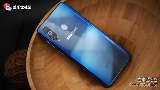 【128期:洞见未来 三星Galaxy A8s正式开启预定】