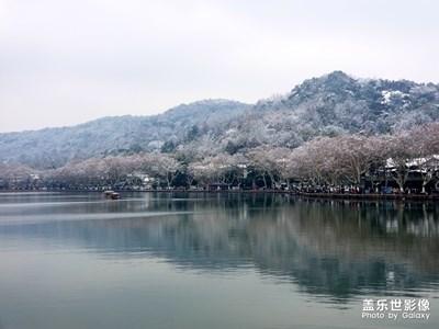 【2019嗨翻新年】+雪后西湖
