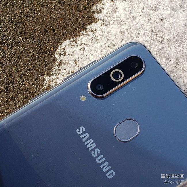 圆——三星Galaxy A8s上手体验分享
