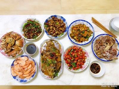 【新春年夜饭】+团聚饭