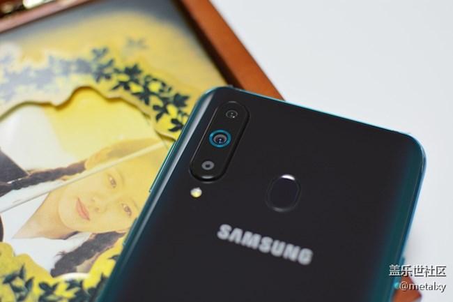 【Galaxy A8s星粉体验活动】黑瞳全面屏,A8s惊喜多多(上)