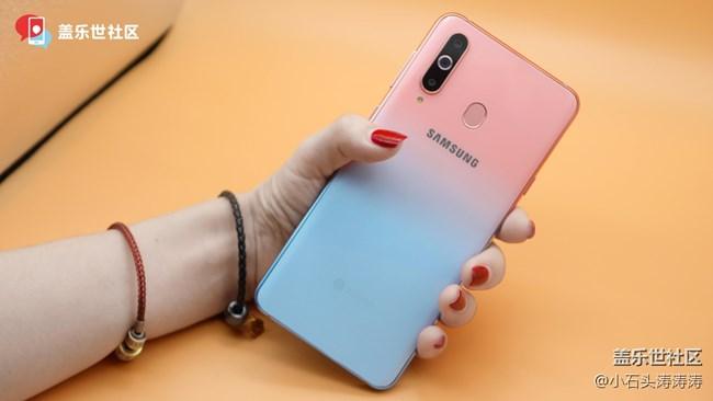 三星Galaxy A8s独角精灵版新色上市 预定福利汇总