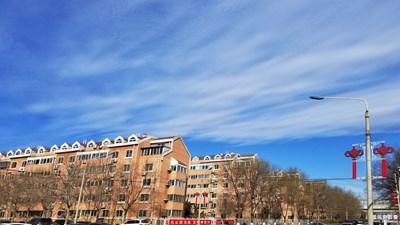 【这世界正美】+北京的天