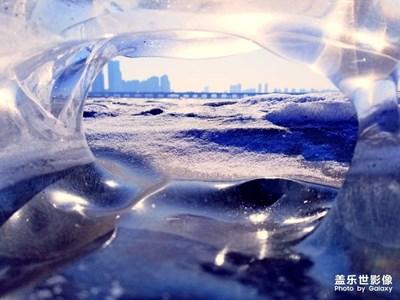 【这世界正美】+冰的颜色