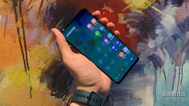 经典延续 三星Galaxy S10曲面侧屏应用体验